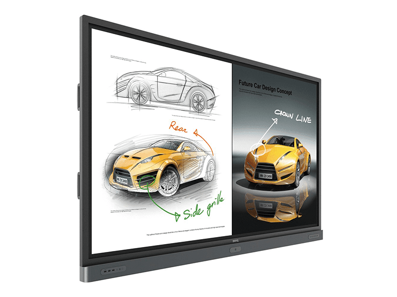 BenQ Interactive Touchscreen